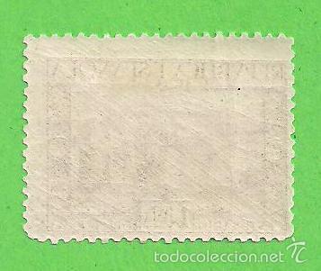 Sellos: EDIFIL 693. III CENTENARIO DE LOPE DE VEGA. (1935).* NUEVO CON LEVE SEÑAL. - Foto 2 - 60515215