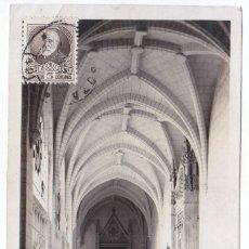 Sellos: POSTAL CIRCULADA COMO IMPRESOS AL CONGO BELGA. 1933. RARÍSIMO DESTINO. . Lote 67322549