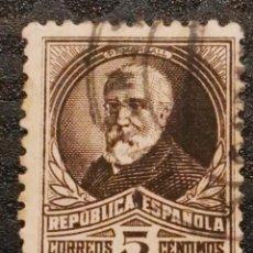 Sellos: USADO - EDIFIL 655 - SPAIN 1931/1932 PERSONAJES. Lote 71847911