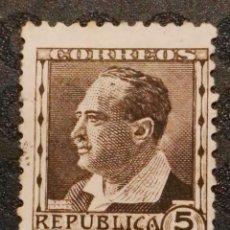 Sellos: USADO - EDIFIL 681 - SPAIN 1933/1935 PERSONAJES. Lote 71852839