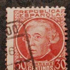 Sellos: USADO - EDIFIL 687 - SPAIN 1933/1935 PERSONAJES. Lote 71854087