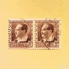 Sellos: 1933-1935 - VICENTE BLASCO IBAÑEZ - EDIFIL 681. Lote 73056259