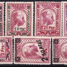 Timbres: NN20- MONTSERRAT SOBRECARGADOS EDIFIL 782/86 Y 791/791D** SIN FIJASELLOS .PERFECTOS. + 200 EUROS. Lote 81271500