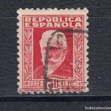 Sellos: 1931 EDIFIL 659 USADO. PERSONAJES. Lote 93122155