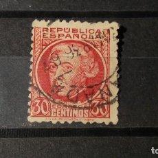 Sellos: ESPAÑA 1933-1935. SELLOS USADOS . PERSONAJES. SERIE INCOMPLETA.. Lote 95487699