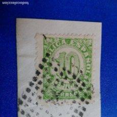 Sellos: 1938. II REPUBLICA. CIFRAS. EDIFIL 746. Lote 96381895