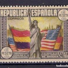 Sellos: SELLO SERIE ANIVERSARIO DE LA CONSTITUCION DE LOS EEUU 1938 NUEVO SALIDA 1 EURO. Lote 96523967
