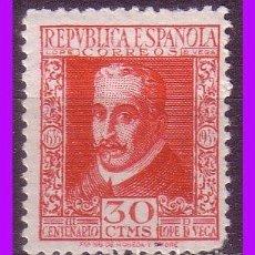 Sellos: 1935 III CENTENARIO LOPE DE VEGA, EDIFIL Nº 691 * *. Lote 97383635