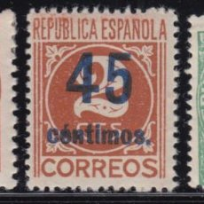 Sellos: 1938 EIDIFL Nº 742 / 744 , MH. Lote 97743131