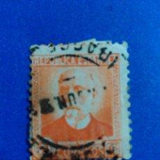 Sellos: USADO. EDIFIL 671. PERSONAJES. NICOLÁS SALMERÓN. 1932.. Lote 98486559