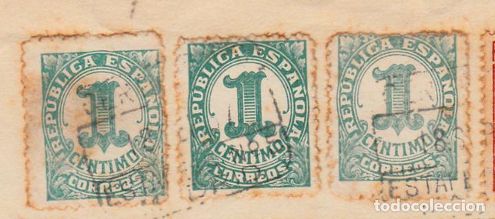 Sellos: frontal CON SELLOS NUMS 678-681-683-690-692 Y 677dp (3) dentado origen privado para uso postal - Foto 2 - 100507343
