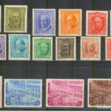 Sellos: EDIFIL 695/10 ANIVERSARIO PRENSA TERRESTRE 1936 NUEVO BUEN CENTRADO. Lote 110622095
