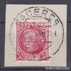 Sellos: CACERES.- SELLO Nº 687 MATASELLOS FECHADOR DE CACERES. . Lote 117849063