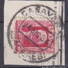 Sellos: CACERES.- SELLO Nº 669 MATASELLOS FECHADOR DE CAÑAVERAL. Lote 117849359