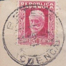 Sellos: CUENCA.- SELLO Nº 669 CON MATASELLOS FECHADOR BETETA. Lote 118019867