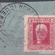 Sellos: CUENCA.- SELLO Nº 669 CON MATASELLOS FECHADOR HORCAJO . Lote 118020091