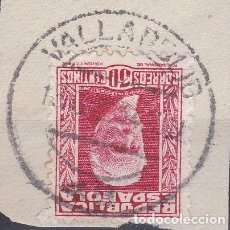 Sellos: VALLADOLID.- SELLO Nº 669 MATASELLO FECHADOR VALLADOLID. Lote 118578671