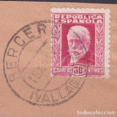 Sellos: VALLADOLID.- SELLO Nº 669 MATASELLO FECHADOR BERCERO. Lote 118579127