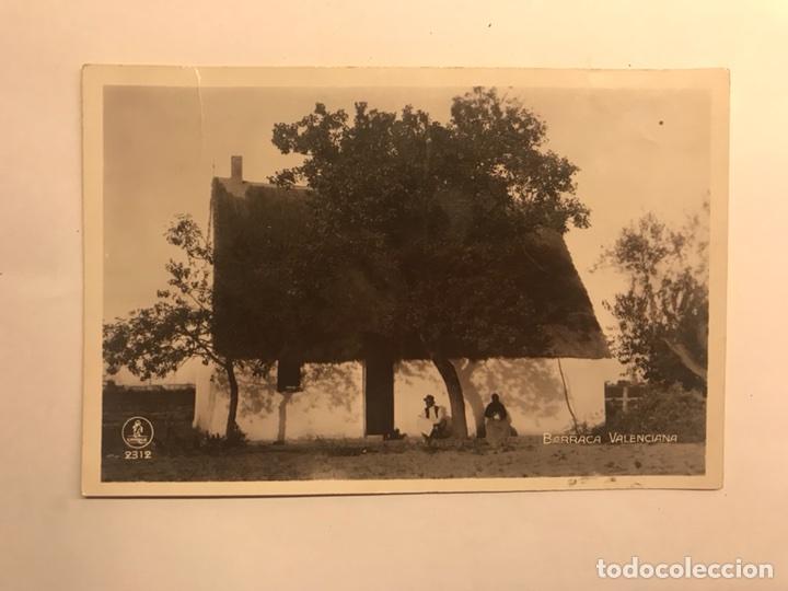 Sellos: Valencia. Tarjeta Franqueada REPUBLICA ESPAÑOLA (a.1935?) - Foto 2 - 118709063
