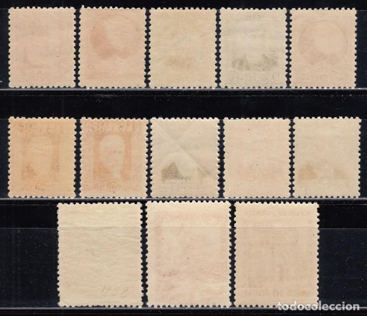 Sellos: ESPAÑA , 1932 EDIFIL Nº 662 / 675 / ** / , PERSONAJES Y MONUMENTOS - Foto 2 - 119037099