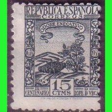 Sellos: 1935 III CENTº MUERTE LOPE DE VEGA, EDIFIL Nº 690 (*). Lote 130064779