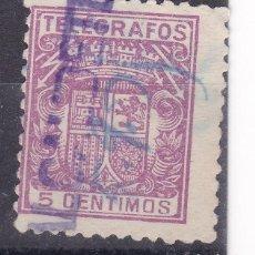 Sellos: VV13-TELÉGRAFOS MATASELLOS ALCAUDETE JAÉN. Lote 130679264