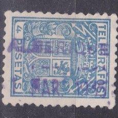 Sellos: VV13-TELÉGRAFOS MATASELLOS ALBERIQUE VALENCIA. Lote 130679759