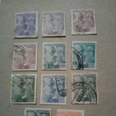 Sellos: ESPAÑA 1939 1951. Lote 131015864