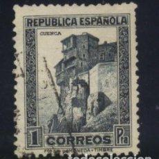 Sellos: S-1767- ESPAÑA. CUENCA. 1932. Lote 133385922