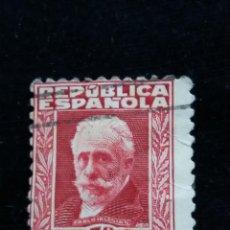 Sellos: SELLO REPUBLICA ESPAÑOLA 1932 PABLO IGRESIAS 30 CTS.-.USADO 1932. Lote 140164742