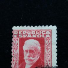 Sellos: SELLO REPUBLICA ESPAÑOLA 50 CTS, PABLO IGRESIAS, AÑO 1932 USADO.- .. Lote 140930134