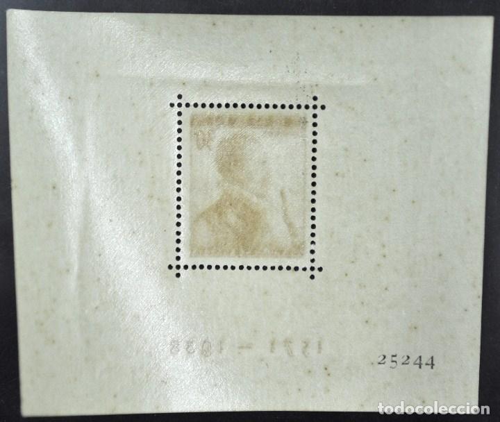 Sellos: 1938 DON JUAN DE AUSTRIA, 30 CÉNTIMOS. EDIFIL 862, 20 HB, NUEVO SIN SEÑAL DE CHARNELA - Foto 2 - 142369214