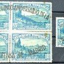 Sellos: 1938 DEFENSA DE MADRID. NUEVOS SIN SEÑAL DE CHARNELA. Lote 142369450