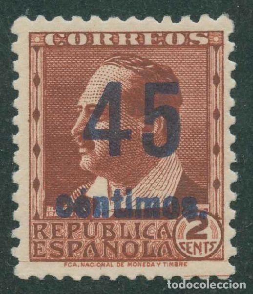 ESPAÑA 1938. EDIFIL NE 28A** - CAT. 2016: 80€ - VICENTE BLASCO IBAÑEZ (Sellos - España - II República de 1.931 a 1.939 - Nuevos)