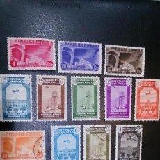 Sellos: ESPAÑA - 1936 - II REPUBLICA - EDIFIL 711/725 - SERIE COMPLETA - MH* - NUEVOS.. Lote 144556814
