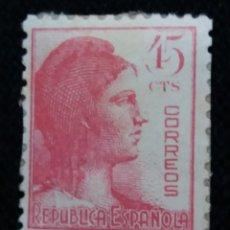 Sellos: SELLO REPUBLICA ESPAÑOLA, 45 CENT, NUEVO AÑO 1936. Lote 146677574