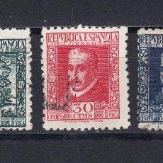 Sellos: 1935 EDIFIL 690/92 USADOS. III CENTENARIO LOPE DE VEGA. Lote 147469502