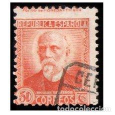 Briefmarken - ESPAÑA 1932. EDIFIL 671. PERSONAJES Y MONUMENTOS. USADO - 148924638