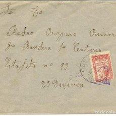 Sellos: HISTORIA POSTAL CARTA HUÉVAR AL FRENTE NACIONAL 23ª DIVISIÓN 1939 NL1366. Lote 150155790