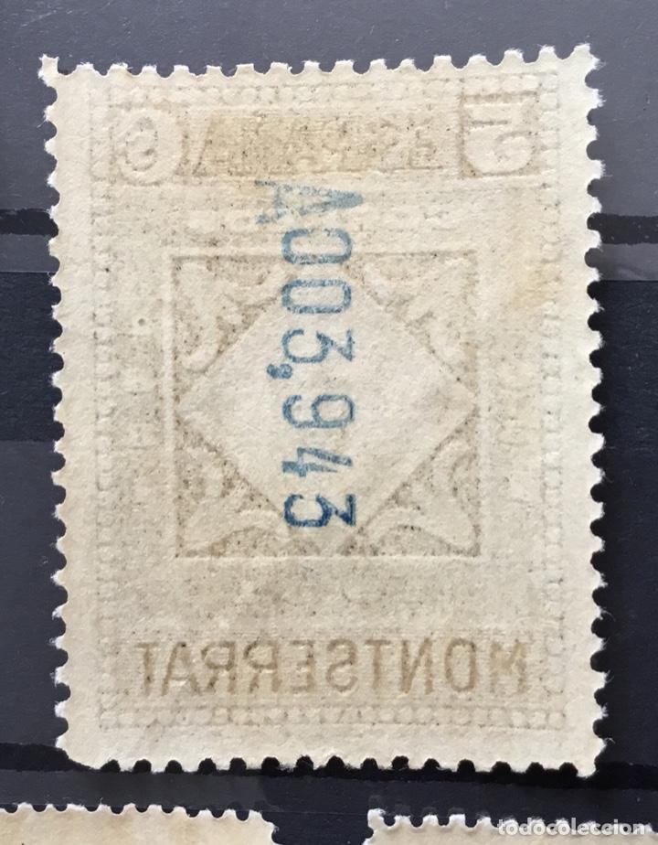 Sellos: España 1931 - IX centenario Fundación monasterio de Montserrat - Edifil 636/649** MNH. Certificado - Foto 22 - 152728870