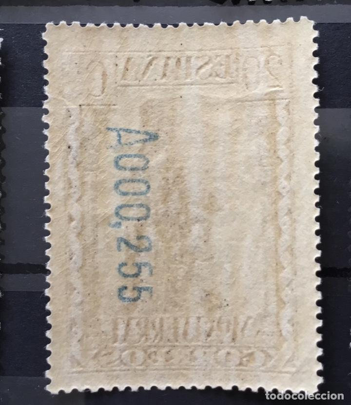 Sellos: España 1931 - IX centenario Fundación monasterio de Montserrat - Edifil 636/649** MNH. Certificado - Foto 25 - 152728870
