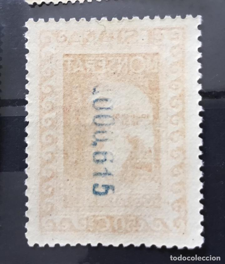 Sellos: España 1931 - IX centenario Fundación monasterio de Montserrat - Edifil 636/649** MNH. Certificado - Foto 29 - 152728870