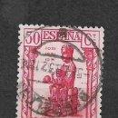 Sellos: ESPAÑA 1931 EDIFIL 643 USADO - 3/4. Lote 154508258