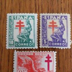 Sellos: ESPAÑA ;1008/1010 MNH. Lote 155749024