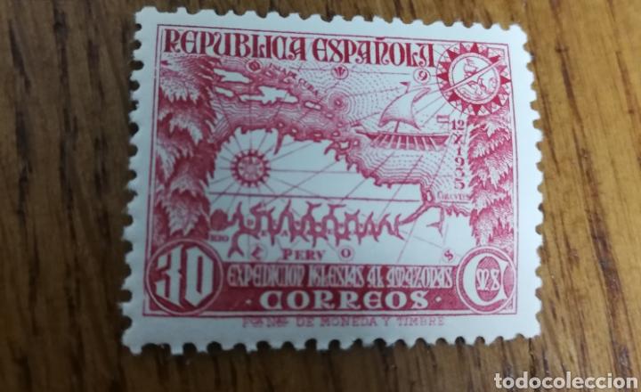 ESPAÑA N°694 MNH. (Briefmarken - Spanien - Zweite Republik von 1931 bis 1939 - Neu)