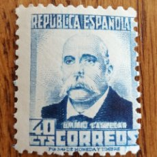 Sellos: ESPAÑA: N°660 MNH. Lote 158549772