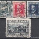 Sellos: ESPAÑA, 1935 EDIFIL Nº 690 / 693. Lote 160570362