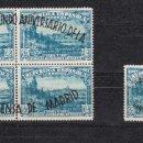 Sellos: 1938 EDIFIL 789/90** NUEVOS SIN CHARNELA. II ANIVERSARIO DEFENSA DE MADRID. Lote 160658970