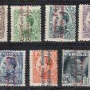 Sellos: 1931 EDIFIL 593/603** NUEVOS SIN CHARNELA. ALFONSO XIII. LEER DESCRIPCION. Lote 160734494