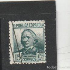 Sellos: ESPAÑA 1933-35 - EDIFIL NRO. 683 - PERSONAJES - USADO. Lote 163059069